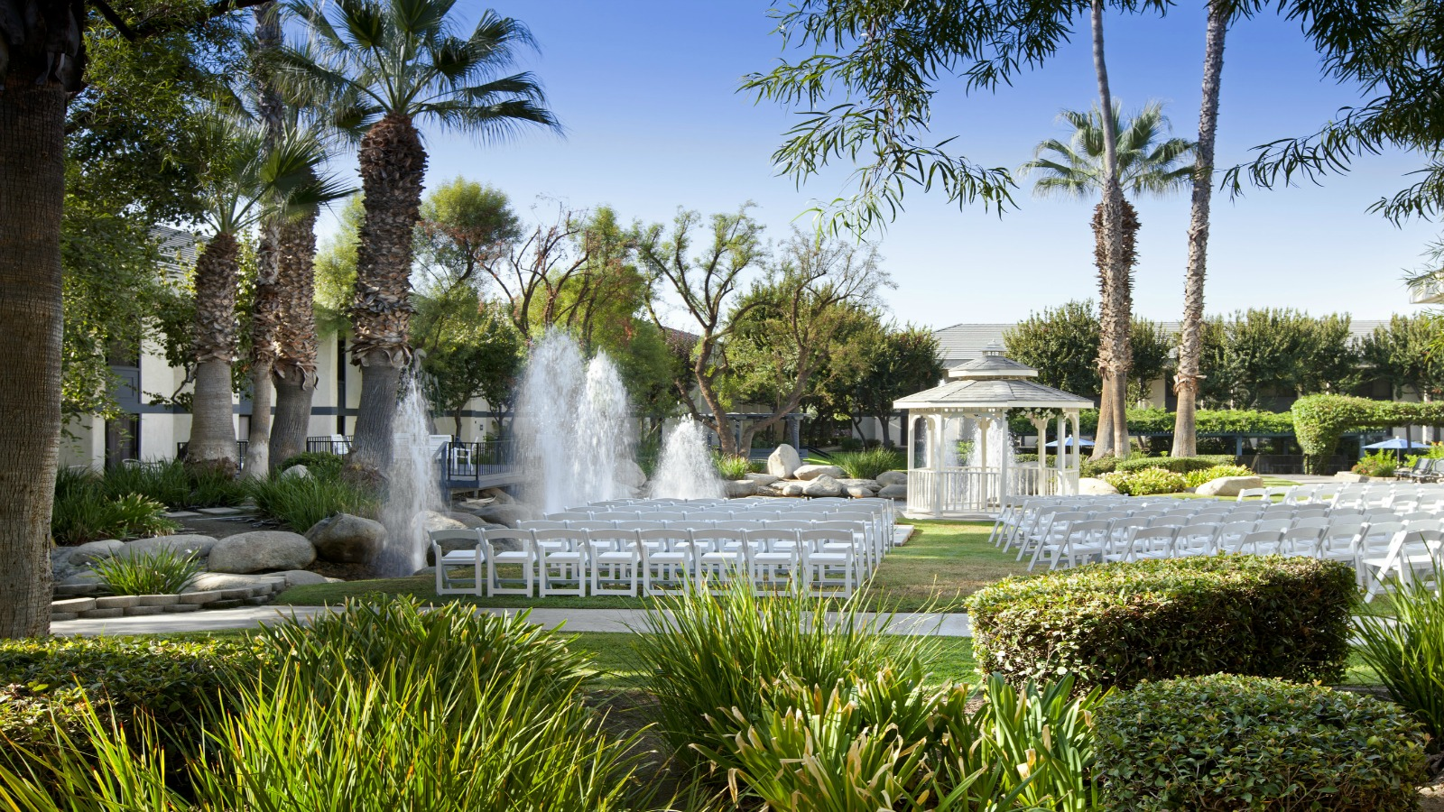 Event Venues in Bakersfield CA - Fountain